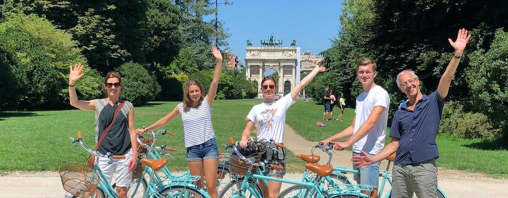 Najważniejsze trasy rowerowe w Mediolanie
