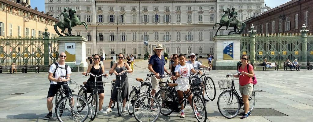 Highlights of Turin bike tour