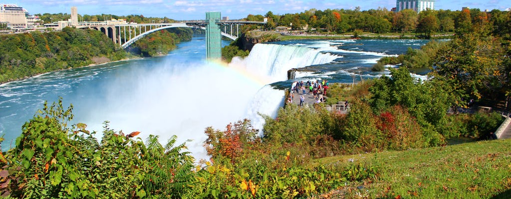 Epic Niagara Falls combo private safe tour: USA e Canada