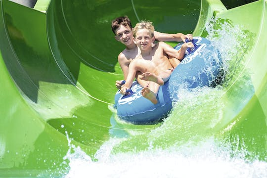 Aphrodite Waterpark Pafos Ticket