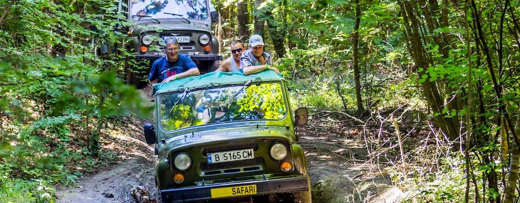 Off-road Bos Safari