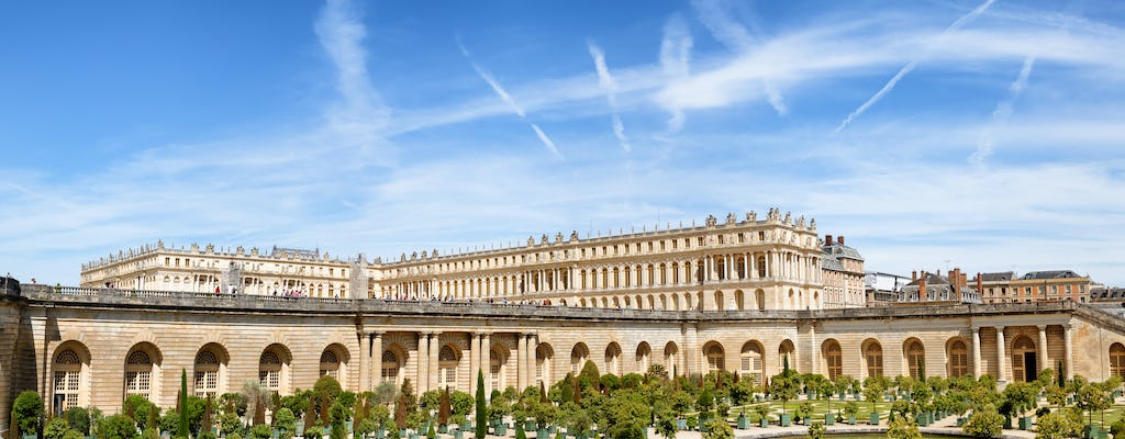 Palace of Versailles full-day private tour