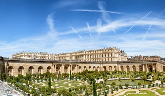 Visite privée d'une journée au château de Versailles