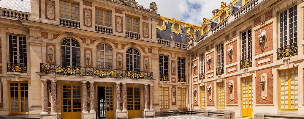 Экскурсия по дворцу и Трианону с обедом и транспортом из Парижа