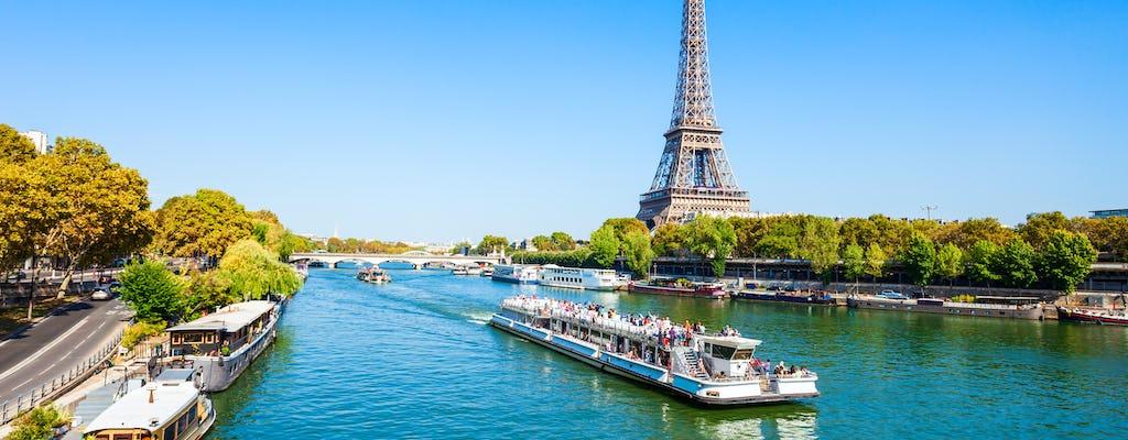 Biglietti salta fila per la Torre Eiffel e crociera turistica