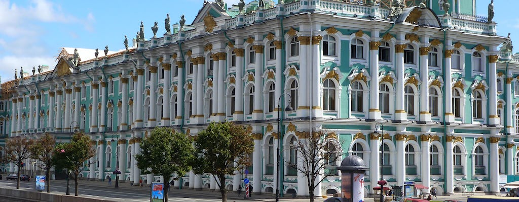 St. Petersburg Hermitage skip-the-line tickets and metro private tour