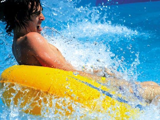 Limnoupolis Wasserpark - nur Eintrittskarte