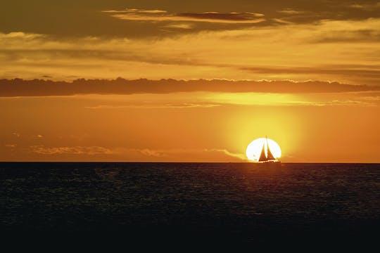 L'île de Saona & croisière au coucher du soleil