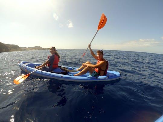 Fuerteventura Kajakken & Snorkelen Trip