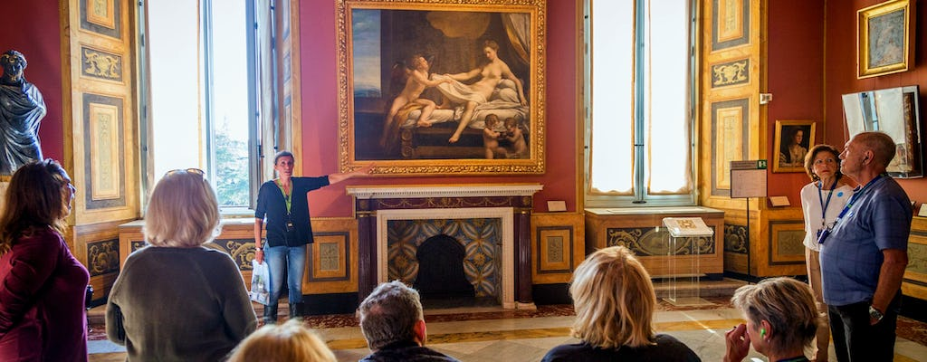 Villa Borghese Gallery and Gardens skip-the-line guided tour