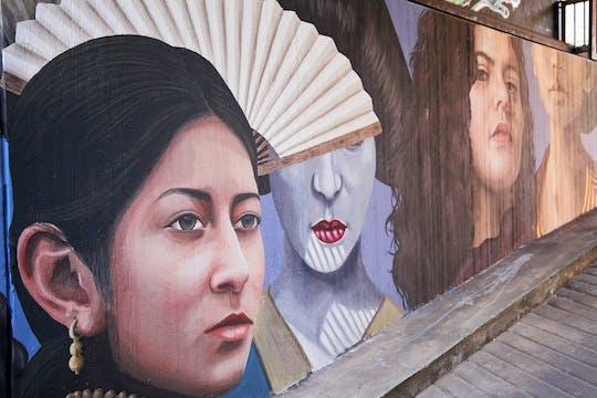 Wycieczka piesza śladami berlińskiej sztuki ulicznej
