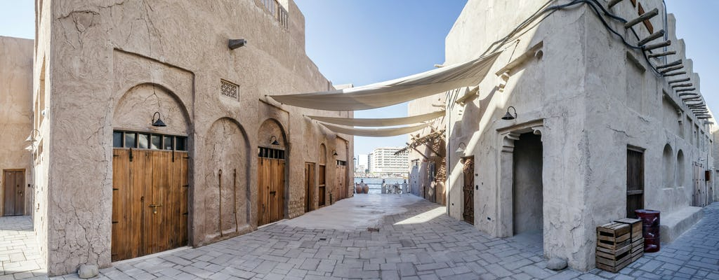 Visita cultural de Dubai con almuerzo tradicional