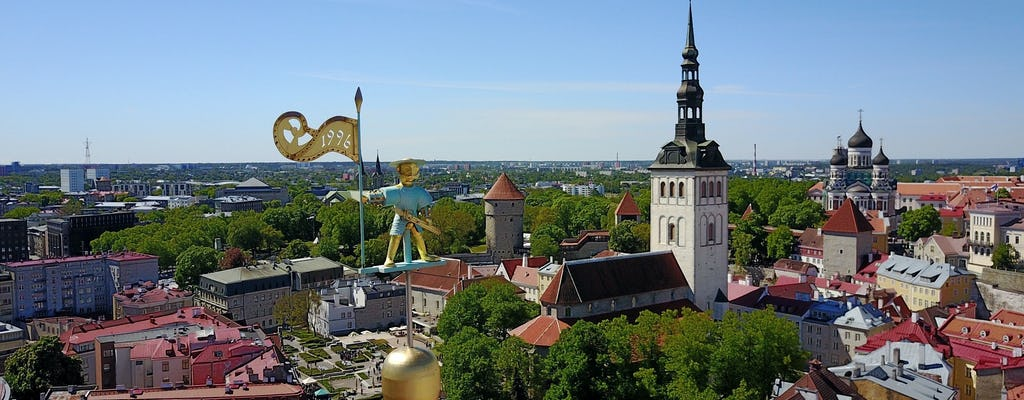 City tour privado em Tallinn