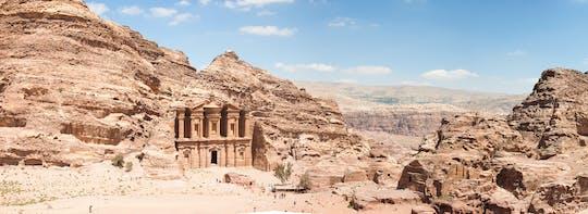 Excursão de um dia a Petra saindo de Tel Aviv e Jerusalém