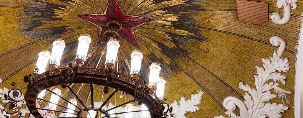 Tour di Mosca al Museo della Seconda Guerra Mondiale, alla metropolitana e a un bunker classificato