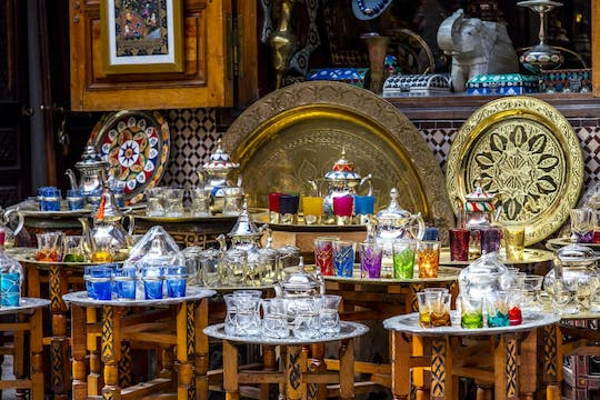Marrakech Medina & Souks Tour