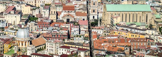 Walking tour of Naples historic center