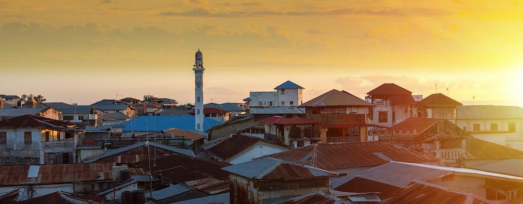 Исторический Каменный город и Музей Занзибара Фредди Меркьюри частный тур
