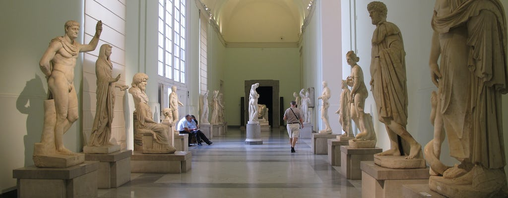 Guided Tour of the National Archaeological Museum of Naples with an archaeologist
