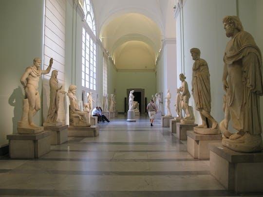 Visita guiada del Museo Arqueológico Nacional de Nápoles con un arqueólogo.