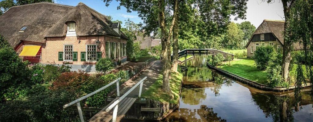 Tour nach Giethoorn und Zaanse Schans ab Amsterdam