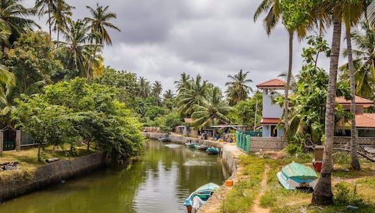 Półdniowa wycieczka rowerowa wzdłuż wybrzeża Negombo