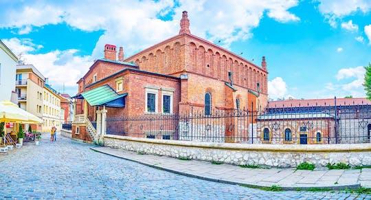 Excursão privada a Cracóvia por Kazimierz, incluindo o Bairro Judeu Antigo