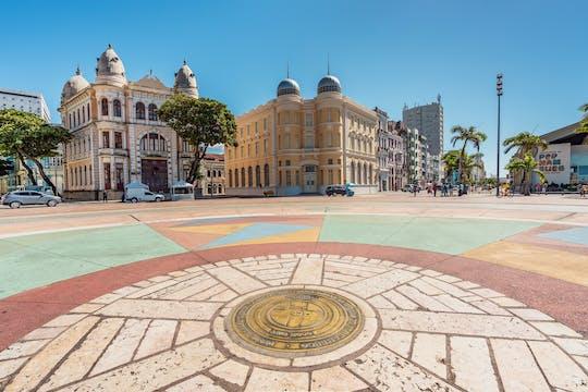 Visita guiada a Recife e Olinda