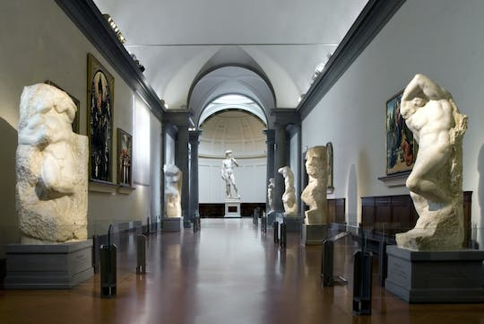Semi-privérondleiding door Accademia Gallery