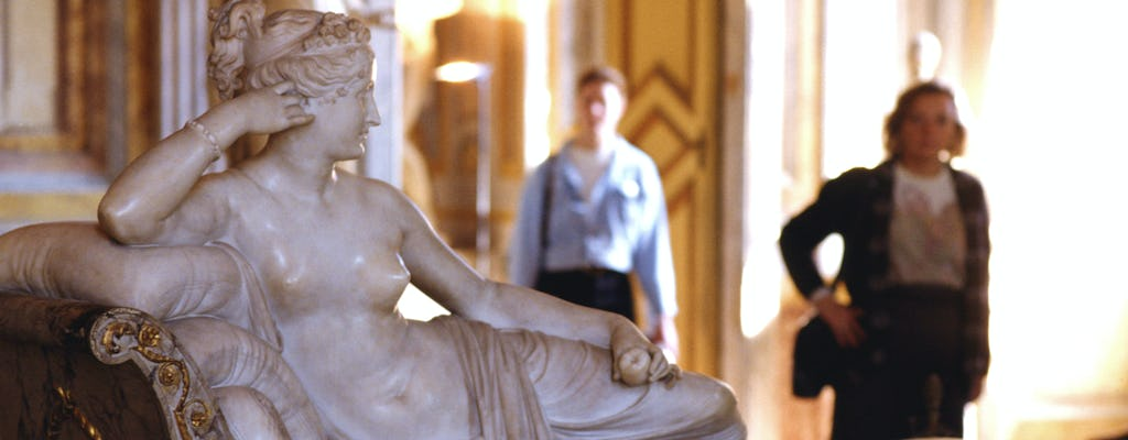 Borghese Gallery skip-the-line tickets and guided tour
