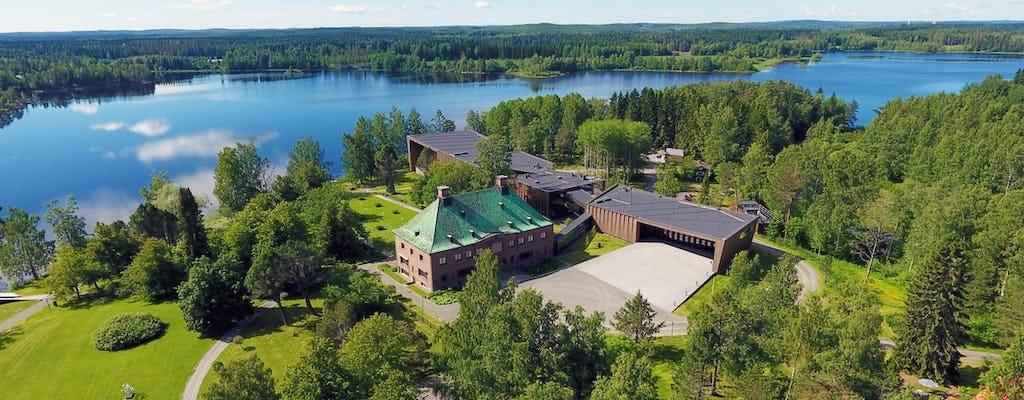 Ingrese a los increíbles museos Serlachius en la región de Tampere