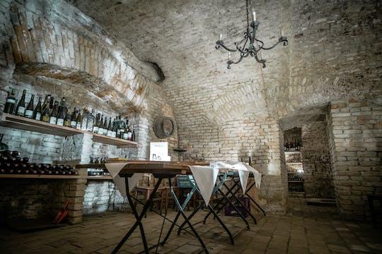 Hidden wine cellars of Vienna