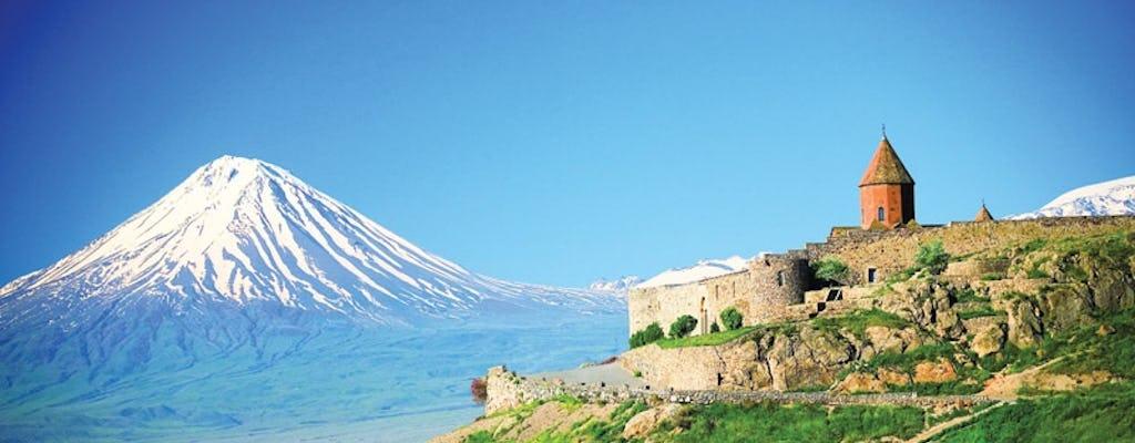 Prywatna wycieczka do Khor Virap, winnicy Areni i Noravank z Erywania