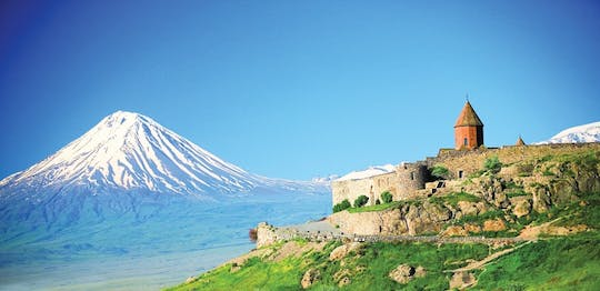 Private tour to Khor Virap, Areni winery and Noravank from Yerevan