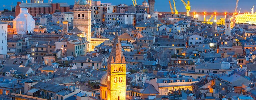 Tour in risciò elettrico della Superba a Genova