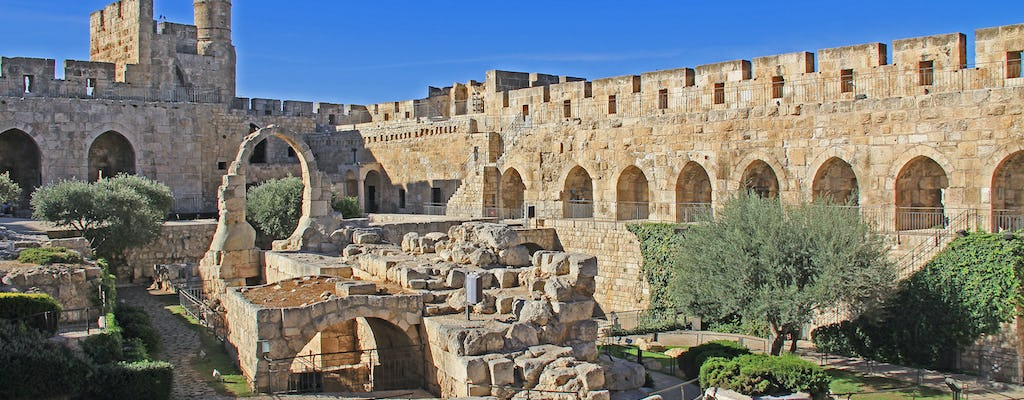Tower of David museum tickets