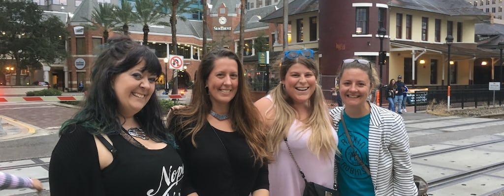 Excursão a pé pelo centro histórico de Orlando