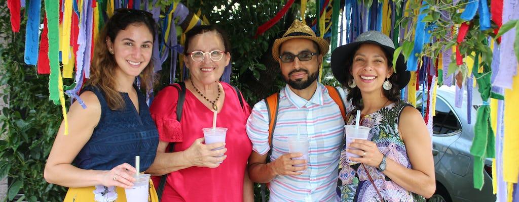 Little Vietnam food and art walking tour