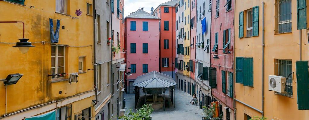 Ла-Маддалена электронной-рикша-тур в Геную