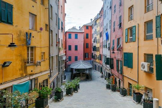La Maddalena E-rickshaw tour in Genoa