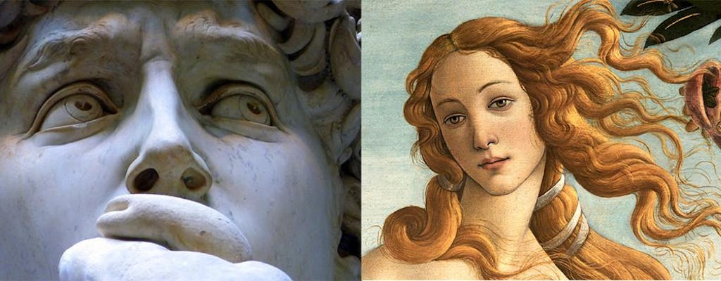 Uffizi and Accademia private guided tour