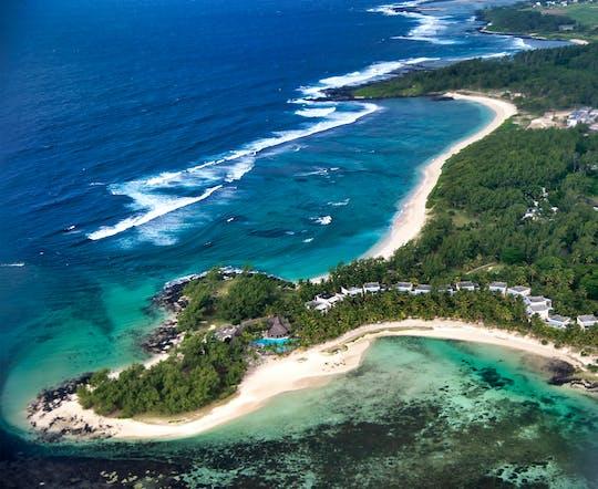 Journée plage Ile des Deux Cocos