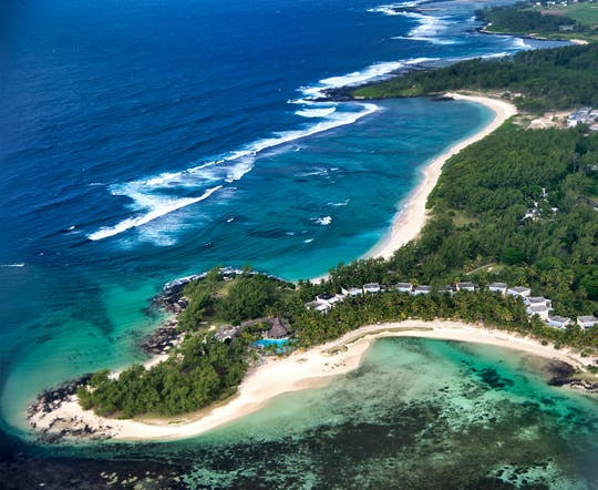 Ile des Deux Cocos Strandtag