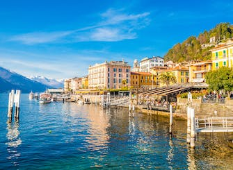 Como and Bellagio self-guided tour from Milan