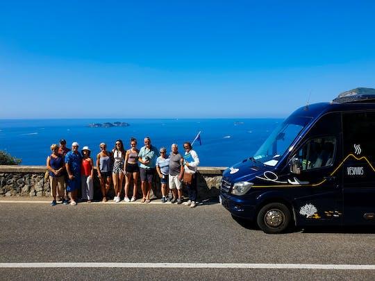 Experiencia en la costa de Amalfi con Positano, Amalfi y Ravello desde Sorrento