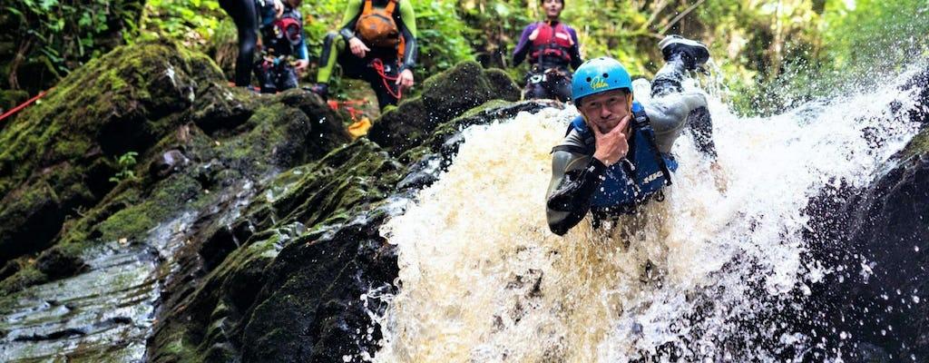 Tour de aventura de 8 dias em North Wales