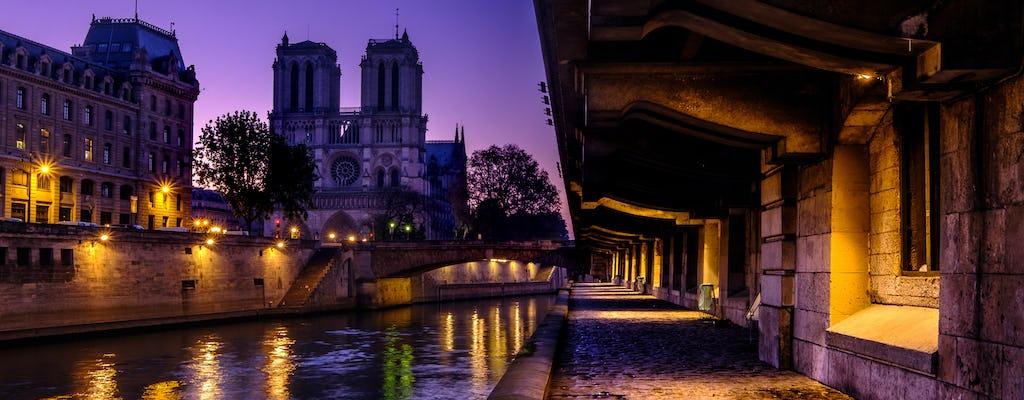 Guided tour of the darkest secrets of Paris