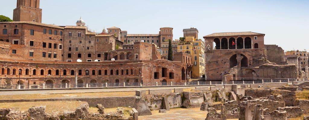 Tour a pie de la antigua Roma