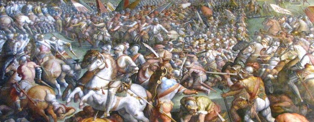 Palazzo Vecchio private Führung