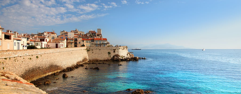 Excursão privada de meio dia em Cannes, Antibes e St Paul de Vence